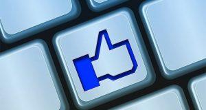 فیس بک کا آئیکونک 'لائیک' بٹن تبدیل