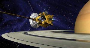 کیسینی خلائی جہاز 20 سال بعد سیارہ زحل سے ٹکراگیا