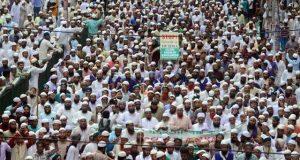 میانمار میں مسلمانوں پر مظالم کیخلاف دنیا بھر میں لاکھوں افراد سڑکوں پر نکل آئے