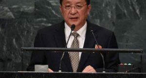 امریکا کی وجہ سے ہی جوہری ہتھیار بنانے پڑ رہے ہیں، شمالی کوریا