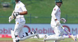 پاکستان نے سری لنکا کو تیسرے ون ڈے میں بھی شکست دیدی