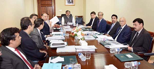 اسلام آباد: وزیر اعظم پاکستان شاہد خاقان عباسی الیکٹرانک میڈیا ریگولیٹری اتھارٹی اجلاس کی صدار ت کر رہے ہیں
