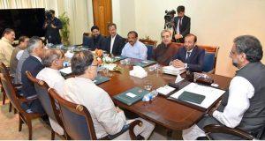 امریکی نائب صدر کاوزیراعظم شاہد خاقان عباسی سے ٹیلیفونک رابطہ