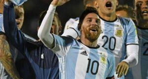 ارجنٹائن نے فٹبال ورلڈ کپ 2018 کیلئے کوالیفائی کرلیا