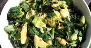 تین سبزیاں روز کھائیں ایک درجن امراض سے نجات پائیں
