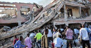 صومالیہ ٹرک بم حملے میں ہلاکتوں کی تعداد 231تک پہنچ گئی