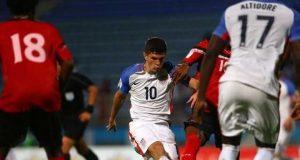 امریکا فٹبال ورلڈ کپ 2018 سے آﺅٹ ہوگیا