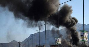 کابل کے سفارتی علاقے میں بم دھماکے سے 13افراد ہلاک، متعدد زخمی
