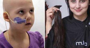 متحدہ عرب امارات میں خواتین کینسر کے مریضوں کیلیے بال عطیہ کرنے لگیں