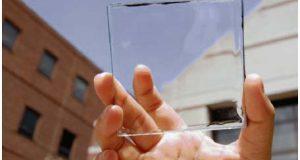 بجلی بنانے کے لیے شیشے جیسا شفاف سولر پینل تیار