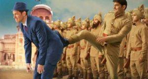 کپل شرما کی نئی فلم ''فرنگی'' کا پہلا موشن پوسٹر جاری