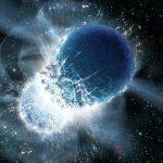 دو نیوٹرون ستاروں میں ٹکراؤ سے نئی دریافتیں