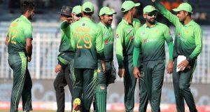 پاکستان نے سری لنکا کو ون ڈے سیریز میں وائٹ واش کردیا