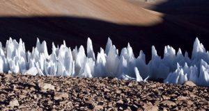 ناسا نے پلوٹوپرموجود عظیم الشان برف کے پہاڑوں کا راز فاش کردیا