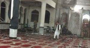 افغانستان میں 2 مساجد پر خودکش حملوں میں 60 سے زائد افراد جاں بحق