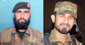 باجوڑ ایجنسی: دہشتگردوں کے سرحد پار سے حملے میں پاک فوج کا کیپٹن اور سپاہی شہید