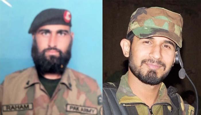 باجوڑ ایجنسی: دہشتگردوں کے حملے سرحد پار سے حملے میں پاک فوج کا کیپٹن اور سپاہی شہید