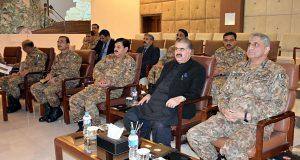 خوشحال بلوچستان دراصل خوشحال پاکستان ہے، آرمی چیف