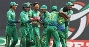 انڈر 19 ایشیا کپ؛ پاکستان کی بنگلہ دیش کو ہرا کر فائنل میں رسائی