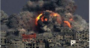 اسرائیل نے غزہ میں زہریلی گیس کا استعمال شروع کردیا