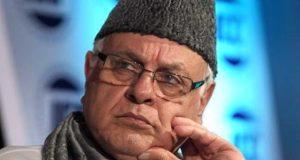 پاکستان کشمیر کو کبھی بھارت کا حصہ بنانے کی کوشش کامیاب نہیں ہونےدیگا،فاروق عبداللہ