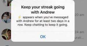 فیس بک نے اسنیپ چیٹ کا ایک اور فیچرچُرالیا