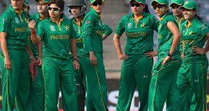 ویمنز ون ڈے رینکنگ میں پاکستان کی بدستور 7 ویں پوزیشن