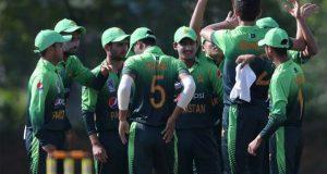 اے سی سی انڈر 19 کرکٹ، پاکستان کی سیمی فائنل میں رسائی