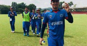 افغانستان نے پاکستان کو 185 رنزسے شکست دے کر انڈر 19 ایشیا کپ جیت لیا