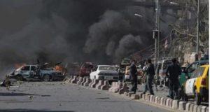 افغانستان میں خودکش حملے میں 8 پولیس اہلکاروں سمیت 18 افراد ہلاک