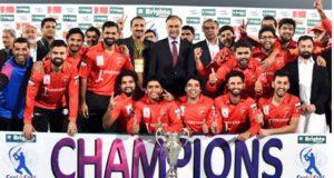 قومی ٹی ٹوئنٹی کپ؛ لاہور بلوز وائٹس کو ہرا کر چیمپئن بن گئی