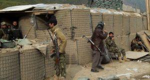 افغانستان میں پولیس چیک پوسٹوں پر حملوں میں 22 اہلکار ہلاک