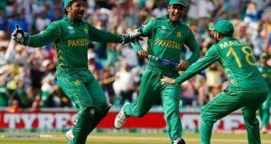 پاکستان ٹی ٹوئنٹی رینکنگ میں ایک بار پھر نمبر ون بن گیا