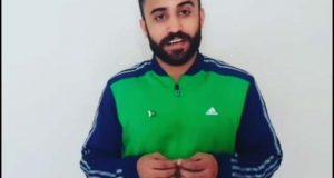 کراٹے چیمپئن سعدی عباس کا اولمپکس تیاریوں کیلیےسہولیات فراہم کرنیکا مطالبہ