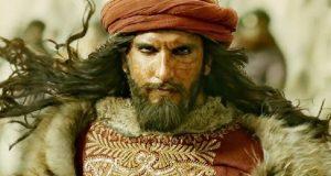 رنویرکا فلم 'پدوماتی' میں اپنے کردار کے حوالے سے اہم انکشاف