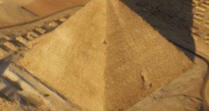اہرامِ مصر میں ایک اور خفیہ مقام کی دریافت