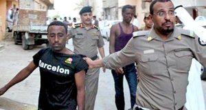 سعودی عرب میں غیر قانونی تارک وطن کے خلاف کریک ڈاؤن، 24 ہزار افراد گرفتار