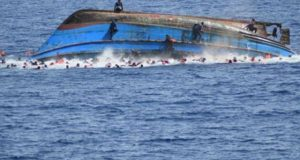 لیبیا کے ساحل کے نزدیک کشتی ڈوبنے سے31 تارکین وطن جاں بحق