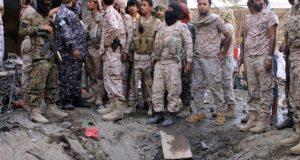یمن میں سعودی فوجی اتحاد کے سیکیورٹی کیمپ پر حملے میں 6 افراد ہلاک