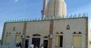 مصر میں مسجد پر حملہ، جاں بحق افراد کی تعداد 235 ہوگئی