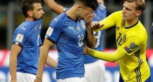 چار مرتبہ کا فاتح اٹلی فٹبال ورلڈ کپ 2018 سے باہر