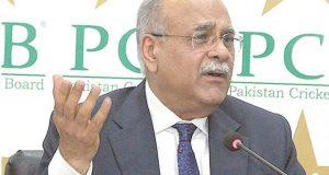پی ایس ایل کا فائنل 25 مارچ کو کراچی میں ہوگا، نجم سیٹھی