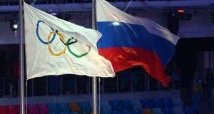 ونٹر اولمپکس 2018 میں روس کی شرکت پر پابندی عائد