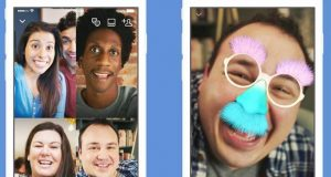 فیس بک ویڈیو کال نے واٹس ایپ اور اسکائپ کو پیچھے چھوڑ دیا