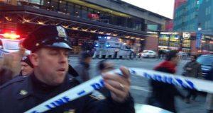 نیویارک میں دھماکے سے متعدد افراد زخمی، حملہ آور گرفتار