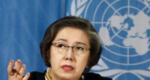 میانمار کا اقوام متحدہ کی تفتیش کارکو ملک میں داخلے کی اجازت دینے سے انکار