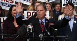 امریکا کے سینیٹ انتخابات میں 25 سال بعد ٹرمپ کی پارٹی کو شکست