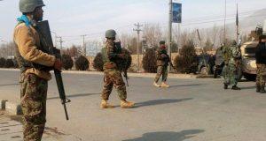 کابل میں افغان خفیہ ایجنسی کی عمارت پر مسلح افراد کا حملہ