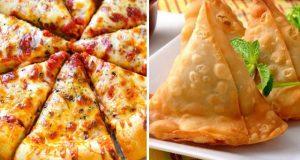 صحت کیلیے پیزا زیادہ نقصان دہ یا سموسہ ؟