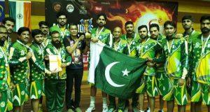 ایشین نیٹ بال چیمپئن شپ میں پاکستان نے سلور میڈل حاصل کرلیا